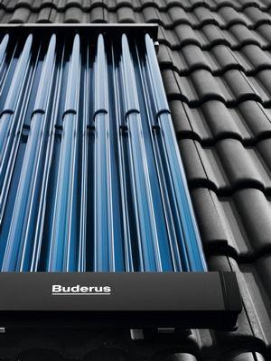 Buderus -Logasol SKR Vakuumröhrenkollektoren